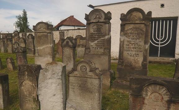 Zsidó temető Olaszliszka