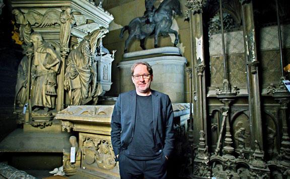 Újabb öt évre Baán László lesz a Szépművészeti Múzeum főigazgatója