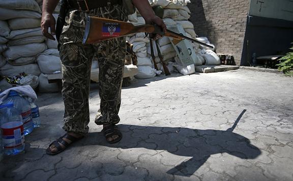 Telefonon beszélt az amerikai és az ukrán elnök a Donyec-medencei válságról