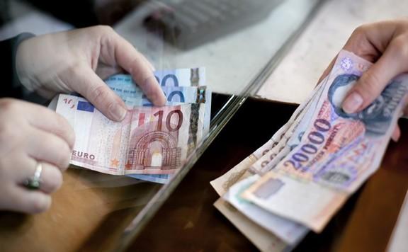Visszarendeződés történt a forint piacán