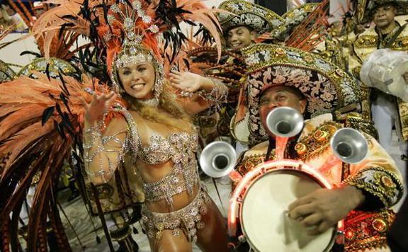 A járvány miatt elhalasztják a riói karnevált