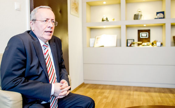 Bakondi: Törökország az európai biztonság kulcsszereplője