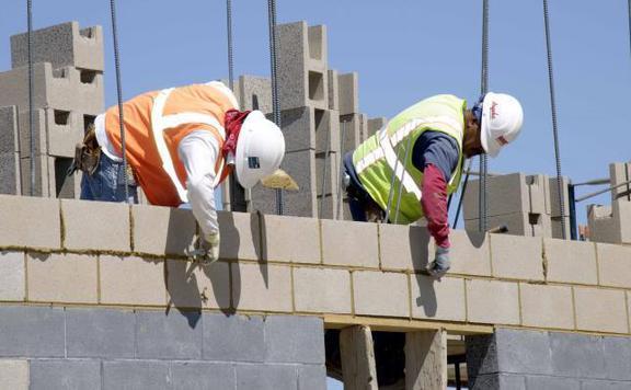 Hasít az építőipar