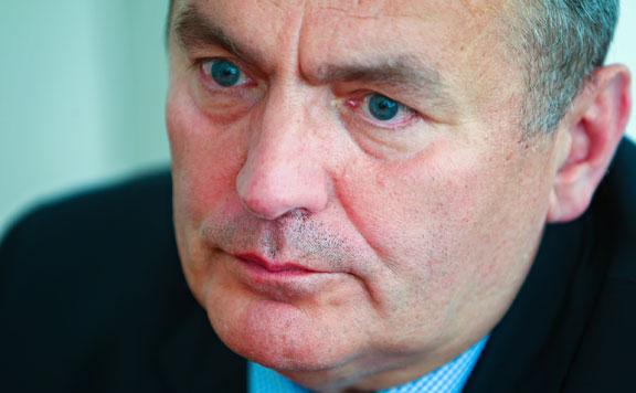 Thürmer Gyula a Munkáspárt főpolgármester jelöltje