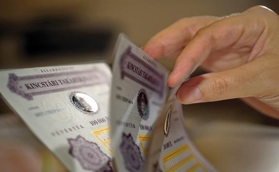 Egy hét alatt 529 milliárd forintot jegyeztek az új állampapírból