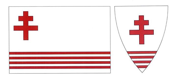 partium zászló címer