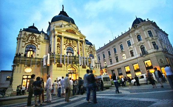 Elmarad a Pécsi Országos Színházi Találkozó