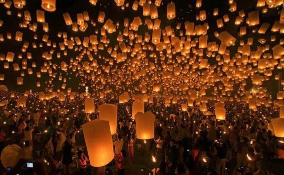 Vasárnap lesz az Ezer lámpás éjszakája rendezvény