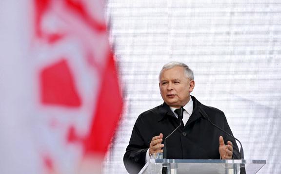 Kaczynski: Az EU jövője azon múlik, hogy az Európai Néppárt balra tolódik-e