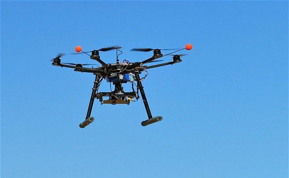 Drónos terrortámadások veszélyére figyelmeztet az Európai Bizottság