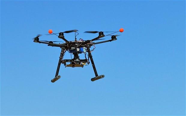 Hamarosan drónok lephetik el az égboltot