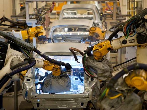 Mesterséges intelligencia segítségével jelentősen csökkenthető a gyárak karbantartási költsége