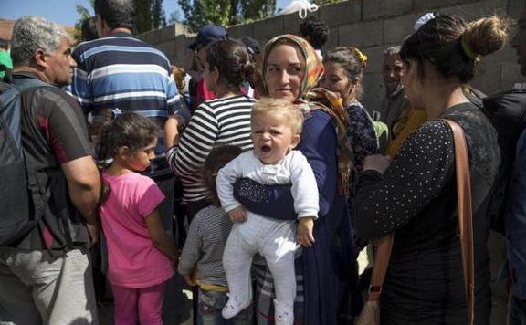 migránsok szerbiában lead