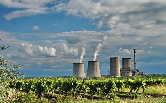 Gázturbinás erőművé alakítják át a Mátrai Erőművet