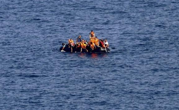 Növekedés az Európába tartó migrációs útvonalakon