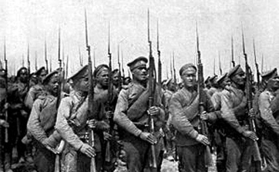 orosz gyalogság 20160628