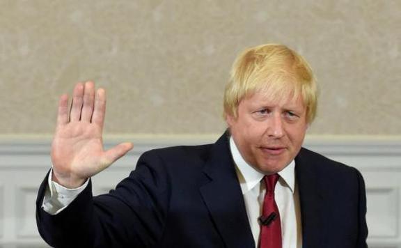 Boris Johnson indul a Konzervatív Párt vezetői tisztségéért