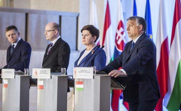 Érvényesülhetnek a visegrádi országok érdekei az EU-csúcson