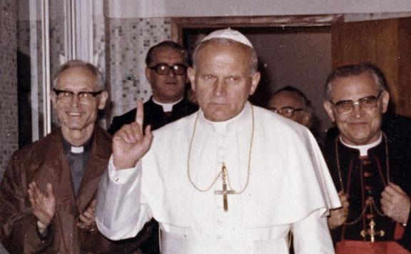 II. János Pál pápa 20160816