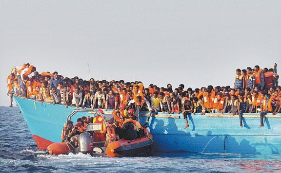Új rendeletcsomagot fogadott el Olaszország a migráció visszaszorítására