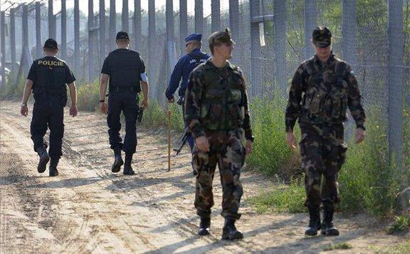 A folyamatos migrációs nyomás miatt a magyar határvédelemre is szükség van