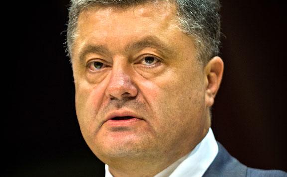 A részeredmények alapján eldőlt, hogy Porosenko jutott be a második fordulóba