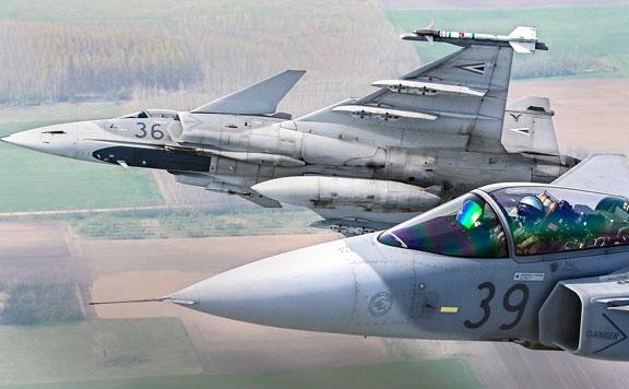 Megkezdődött a NATO légierejének hadgyakorlata a Baltikumban
