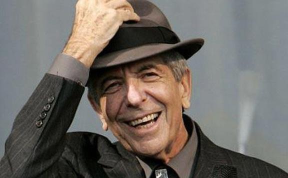 Halála után új kislemez jelenik meg Leonard Cohentől