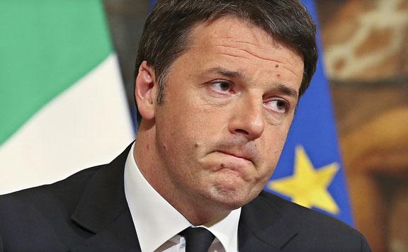 Matteo Renzi kilép pártjából
