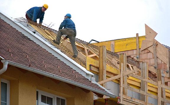 Az építőipar teljesítménye 40 százalékkal nőtt