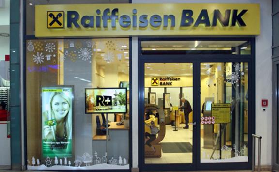 Negyvenkilenc millió forint bírság a Raiffeisen Banknak
