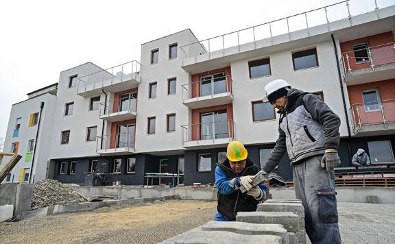 Átalakulóban az építőipar