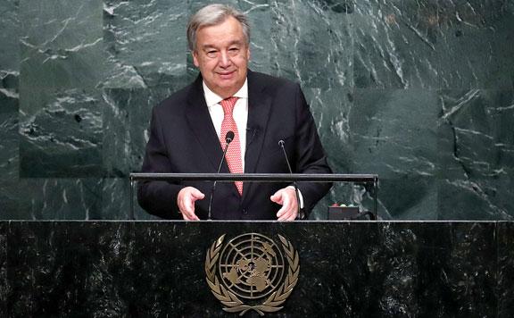 Az ENSZ-főtitkár a neonácik visszaszorítására szólított fel a holokauszt-emléknapon