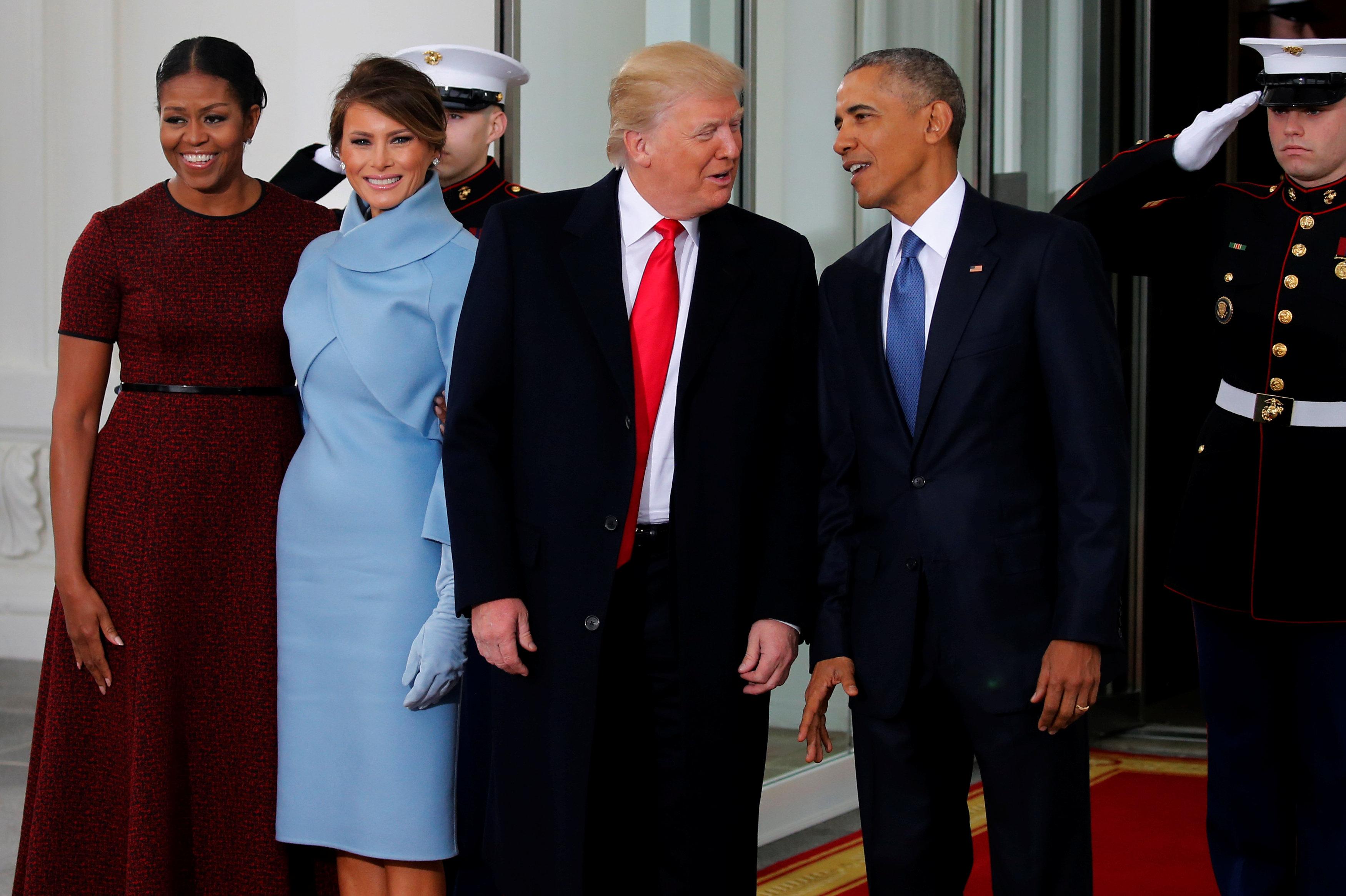 trump_melania_obamas