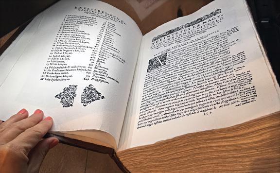 Folytatódik a Hangos Biblia készítése