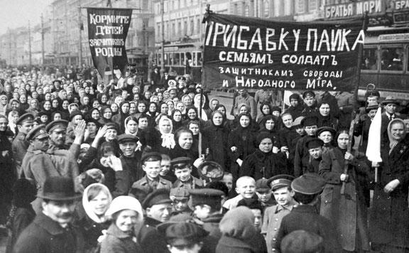 Petrográd 1917 20170317