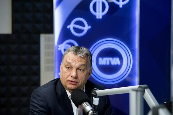 Orbán Viktor: Számítani kell rendszeres támadásokra a magyar határkerítésnél
