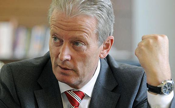 Reinhold Mitterlehner
