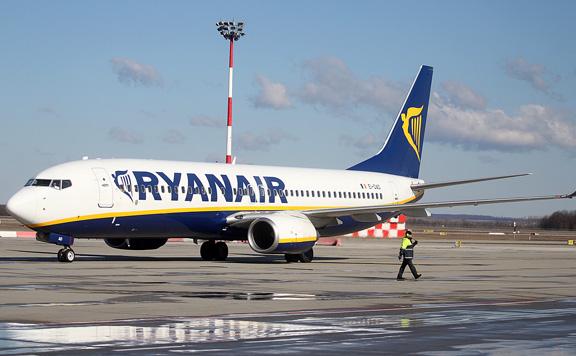 Új névvel jelentkezik a Ryanair