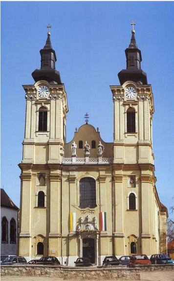 Székesfehérvár Bazilika