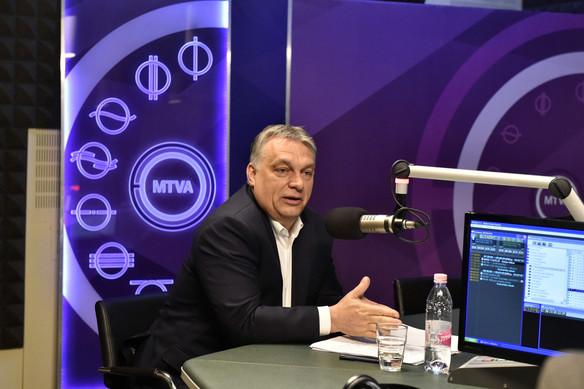 Orbán Viktor: A kormány érvényt szerzett a magyar emberek akaratának