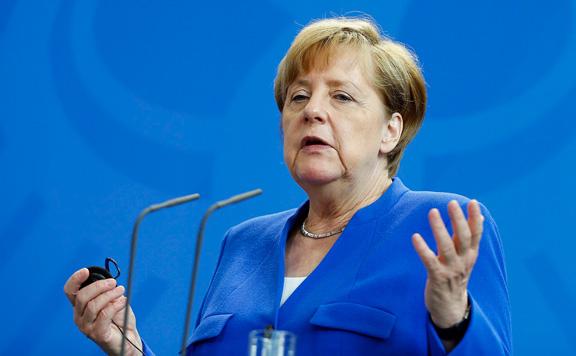 Angela Merkel nem vesz részt pártja következő elnökének kiválasztásában