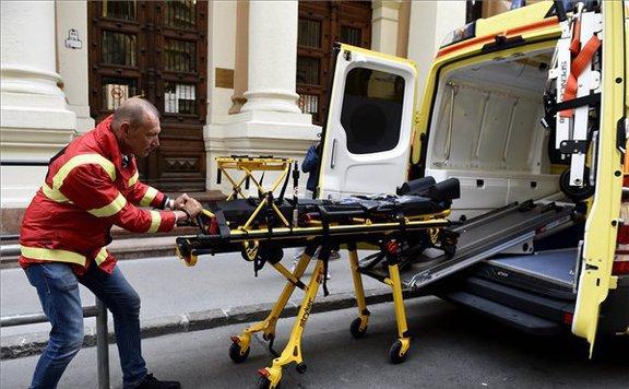 Győrfi Pál: A mentők nagy erőkkel készülnek az ünnepre