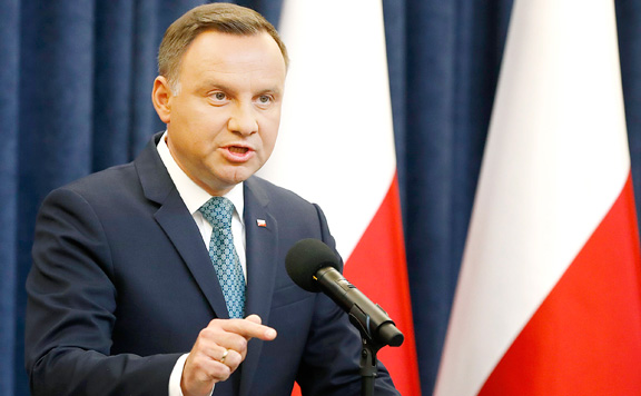 """""""Lengyelország nem fogadhatja be az erőszakkal átirányított migránsokat"""""""