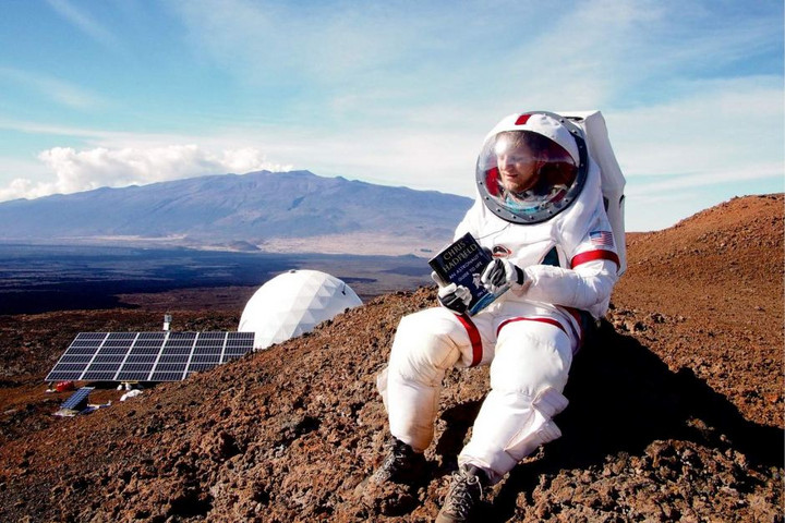 Irány a Mars
