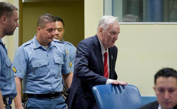 Jogerős: Élete végéig börtönben marad Mladic