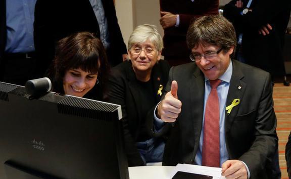 Elhalasztják a volt katalán elnök brüsszeli bírósági meghallgatását