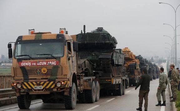 török tankok érkeznek a kurdok ellen-reuters576