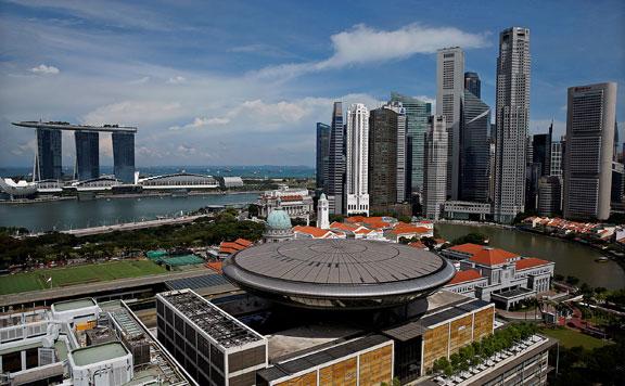 Szingapúr 20180207
