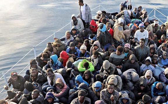 Mintegy 20 ezer migráns halála miatt lehet felelős az Európai Unió